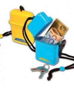 Travel Blue Swim Box