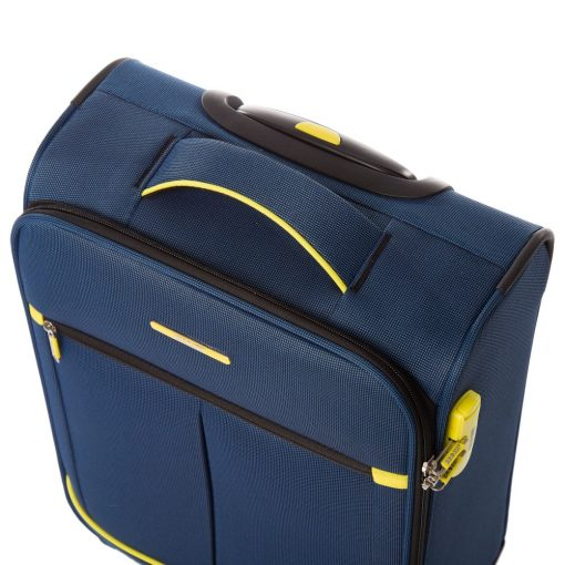 Troler Lime Albastru 55x36x22 Cm