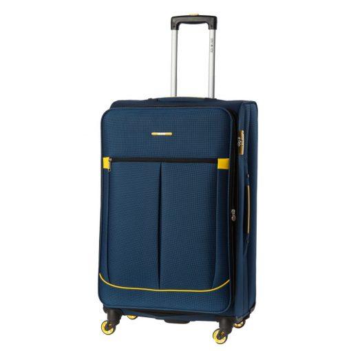 Troler Lime Albastru 77x46x31 Cm